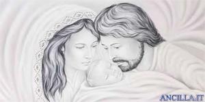 L'impero dell'amore - decorato su pannello piatto