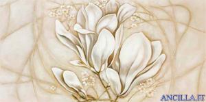 Concessione d'amore - decorato su pannello piatto