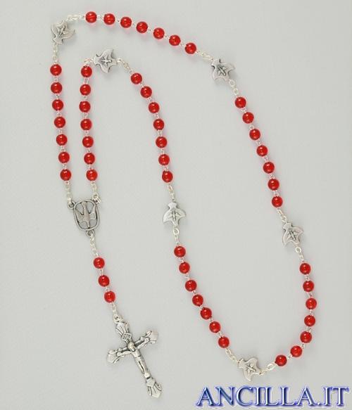Corona del Rosario Spirito Santo