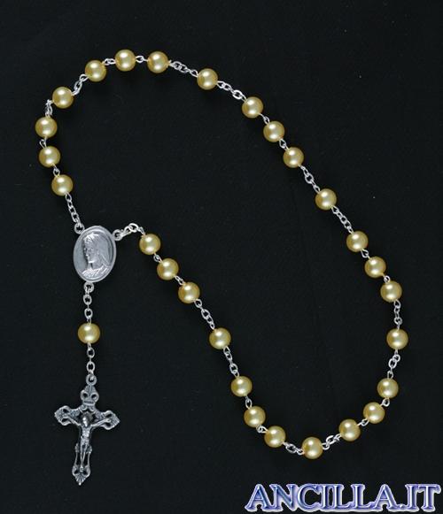 Corona del Rosario di Medjugorje