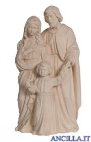 Sacra Famiglia Gesù fanciullo