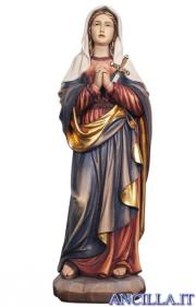 Madonna Addolorata olio