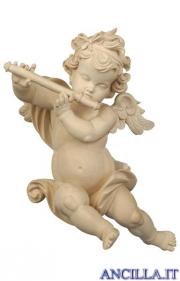 Angelo Leonardo con flauto
