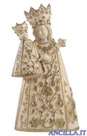 Madonna di Altotting filo oro