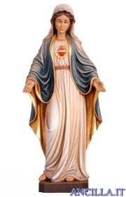 Sacro Cuore di Maria modello 1 olio