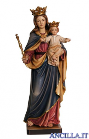 Maria Ausiliatrice olio