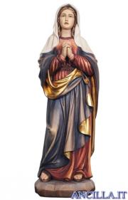 Maria Santissima sotto la croce olio