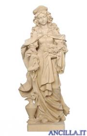 Santa Elisabetta d'Ungheria con rose e pane