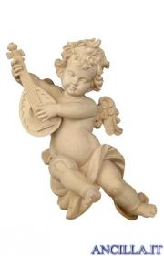 Angelo Leonardo con mandolino