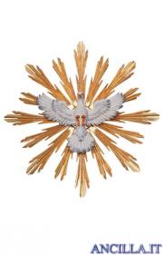 Spirito Santo con raggiera modello 1