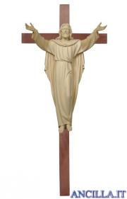 Cristo risorto su croce