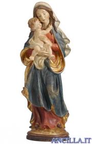 Madonna della Pace anticata oro