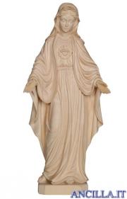 Sacro Cuore di Maria modello 1 naturale