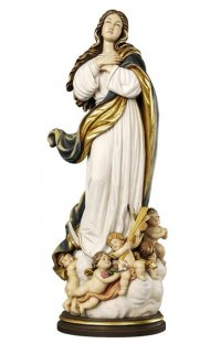15 Agosto: FESTA DI MARIA ASSUNTA IN CIELO NELLA GLORIA DEGLI ANGELI E DEI SANTI