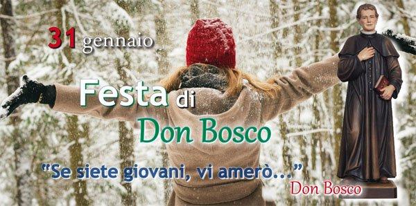 31 Gennaio: Don Bosco
