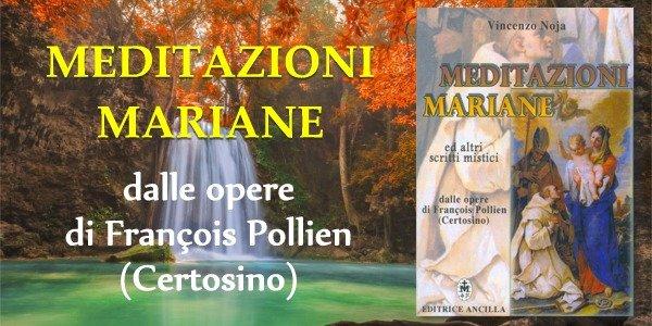 MEDITAZIONI MARIANE (autunno)