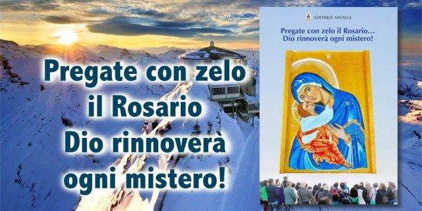 Pregate con zelo il Rosario