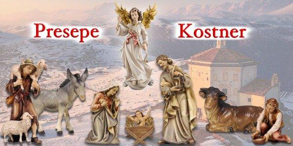 Presepio Kostner