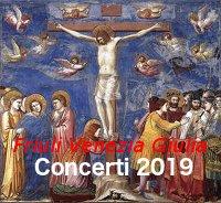 11 APRILE A SAN LORENZO DI MANZANO UD: VIA CRUCIS di Franz Liszt