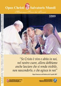 Circolare di settembre 2019 dei Missionari Servi dei poveri del Terzo Mondo