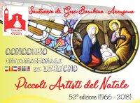 CONCORSO INTERNAZIONALE PICCOLI ARTISTI DEL NATALE