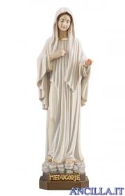Madonna di Medjugorje semplice olio